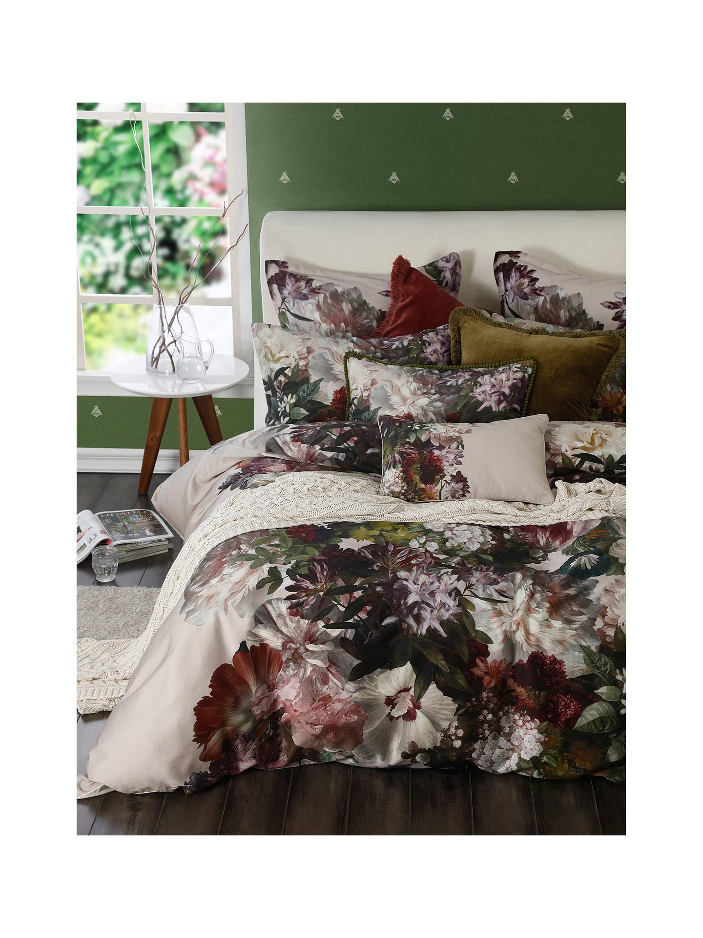 Mm Linen Fiorella Duvet Cover Set At John Lewis Partners