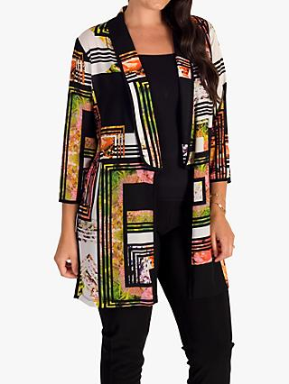 chesca Geometric Jacket