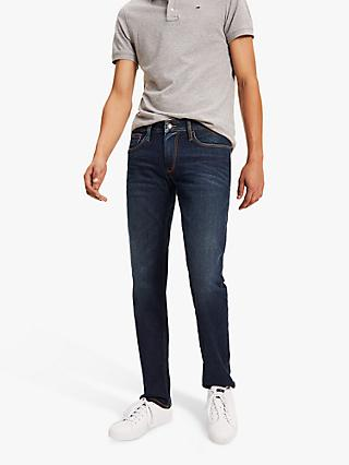 Tommy Jeans Original Ryan Straight Jeans, Blue