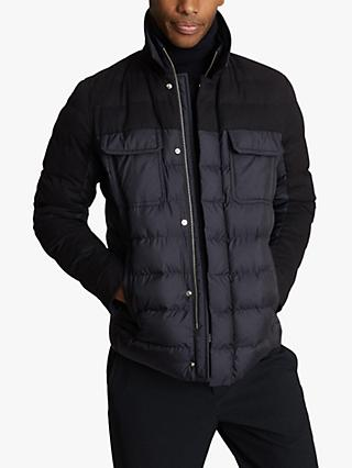 Reiss Eren Quilted Jacket