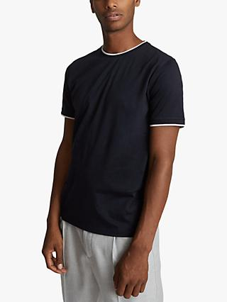Reiss Ford Tipped T-Shirt