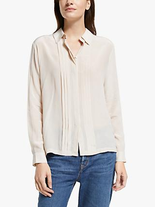 Weekend Max Mara Gavino Silk Blouse, Ice