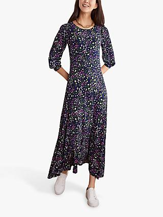 Boden Caitlin Abstract Maxi Dress