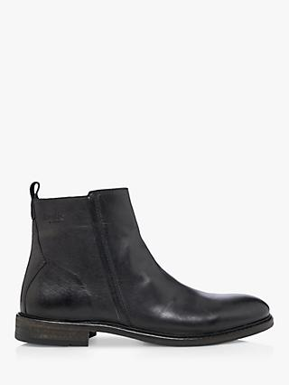 Bertie Cornfield Leather Ankle Boots
