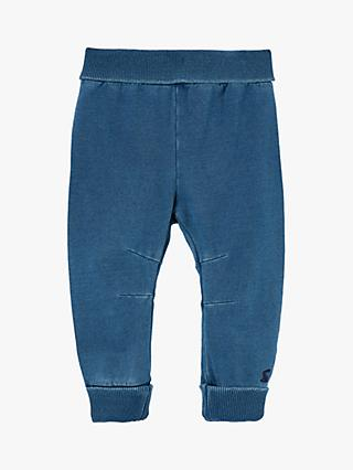 Baby Joule Hugo Denim Trousers, Blue