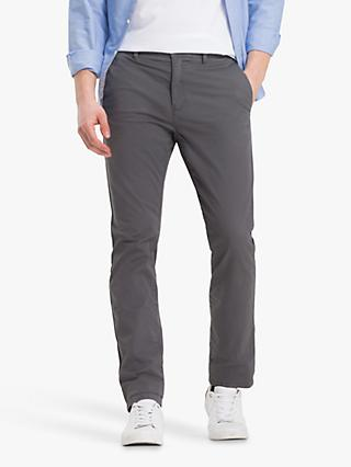 Tommy Hilfiger Denton Straight Cotton Chinos, Magnet