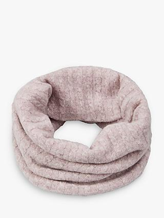 Brora Cashmere Cable Knit Snood