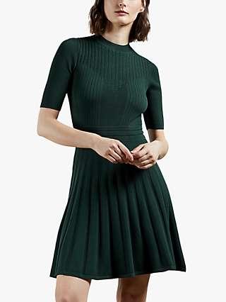 Ted Baker Olivinn Dress, Green