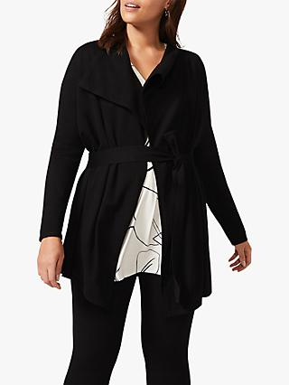 Studio 8 Isabella Wrap Cardigan, Black