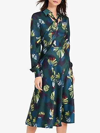 Damsel in a Dress Sianasse Floral Midi Dress, Multi