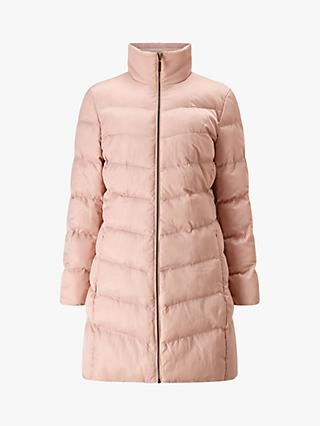 Four Seasons Puffer Jacket, Rose Gold