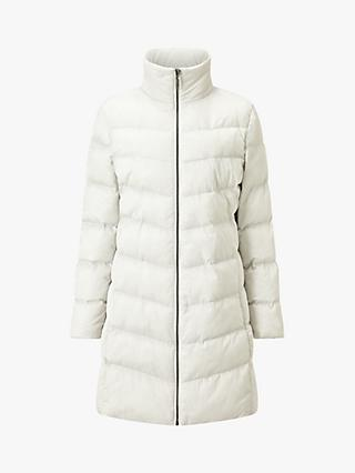 Four Seasons Wadded Jacket, Winter White