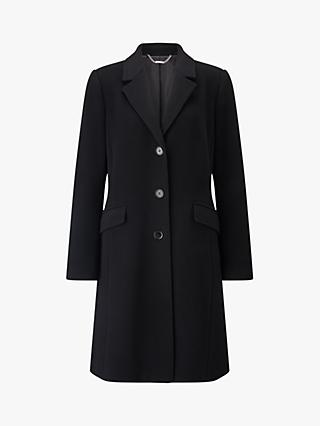 Four Seasons Slim Longline City Coat
