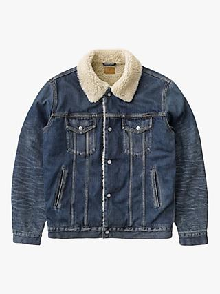Nudie Jeans Bonny Denim Jacket, Blue