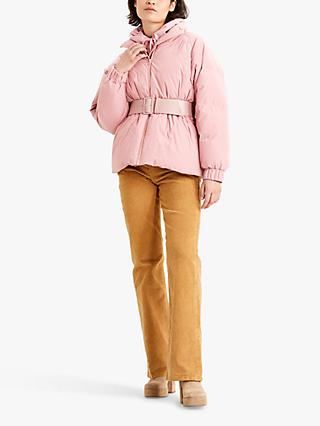 Levi's Rosa Fashion Down Jacket, Pink