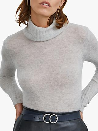 Jigsaw Merino Roll Neck Jumper