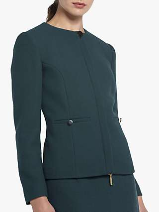 Helen McAlinden Hailey Jacket, Teal