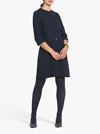 Helen McAlinden Kath Dress, Navy