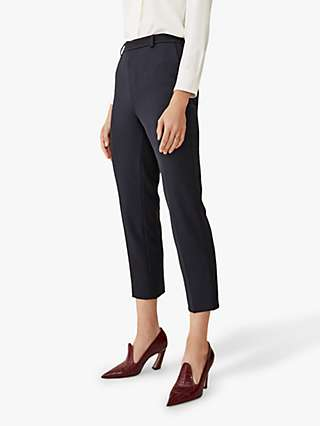 The Fold Tapered Trousers