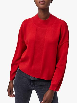 French Connection Mock Neck Jumper