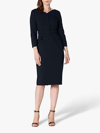 L.K.Bennett Peggy Tailored Midi Dress
