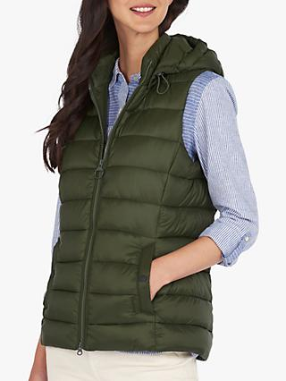 Barbour Shaw Hooded Gilet