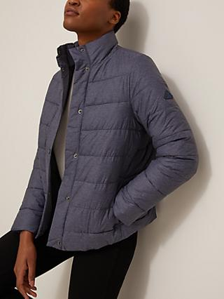 Barbour Piddock Quilted Jacket, Blue