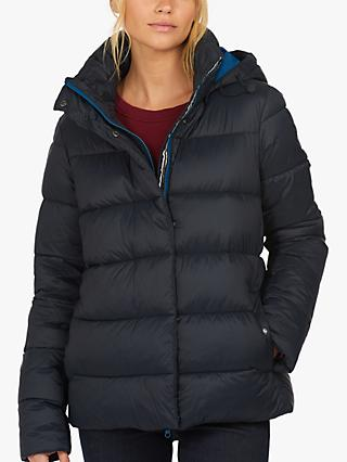 Barbour Limpet Quilted Hooded Jacket