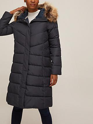 Barbour Sea Whip Quilted Hooded Jacket