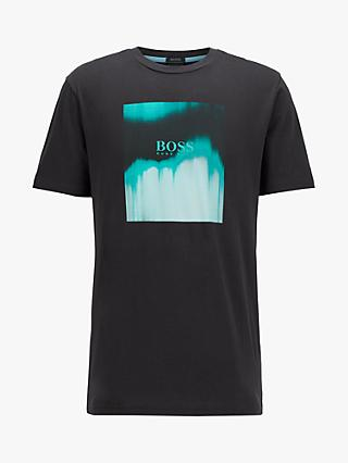 BOSS Fully Recyclable Tiris Graphic T-Shirt