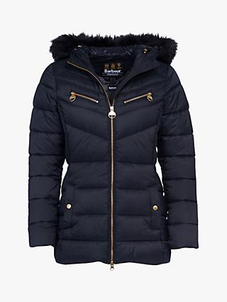 Barbour International Grounding Quilted Jacket