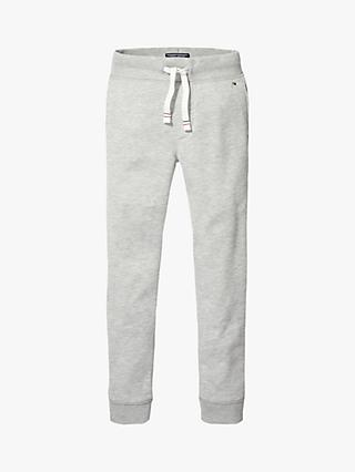 Tommy Hilfiger Boys' Basic Sweatpants, Grey