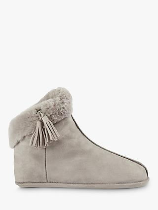 Ted Baker Ashley Faux Fur Slipper Boots