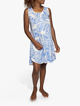 Nora Rose by Cyberjammies Elizabeth Nightdress, Blue