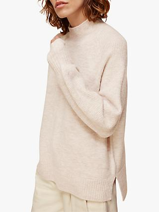 Whsitles Full Sleeve Knitted Jumper, Oatmeal