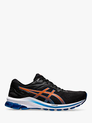 ASICS GT-1000 10 Men's Running Shoes, Black/Reborn Blue