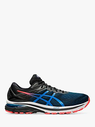 ASICS GT-2000 8 Men's Running Shoes, Black/Directorie Blue