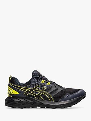 ASICS GEL-SONOMA 6 Men's Trail Running Shoes, Graphite Grey/Sour Yuzu