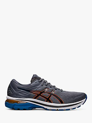 ASICS GT-2000 9 Men's Running Shoes, Metropolis/Black