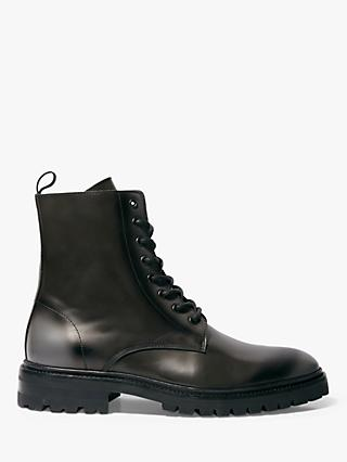 AllSaints Tobias Leather Boots