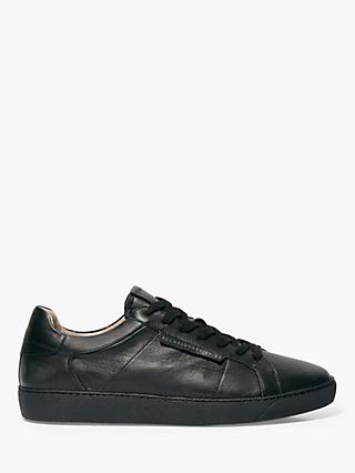 AllSaints Sheer Leather Low Top Trainers