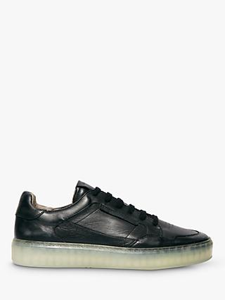 AllSaints Alton Low Top Leather Trainers