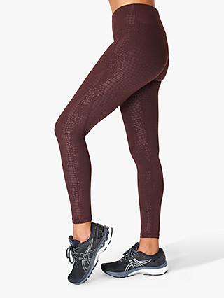 Sweaty Betty All Day Emboss Gym Leggings