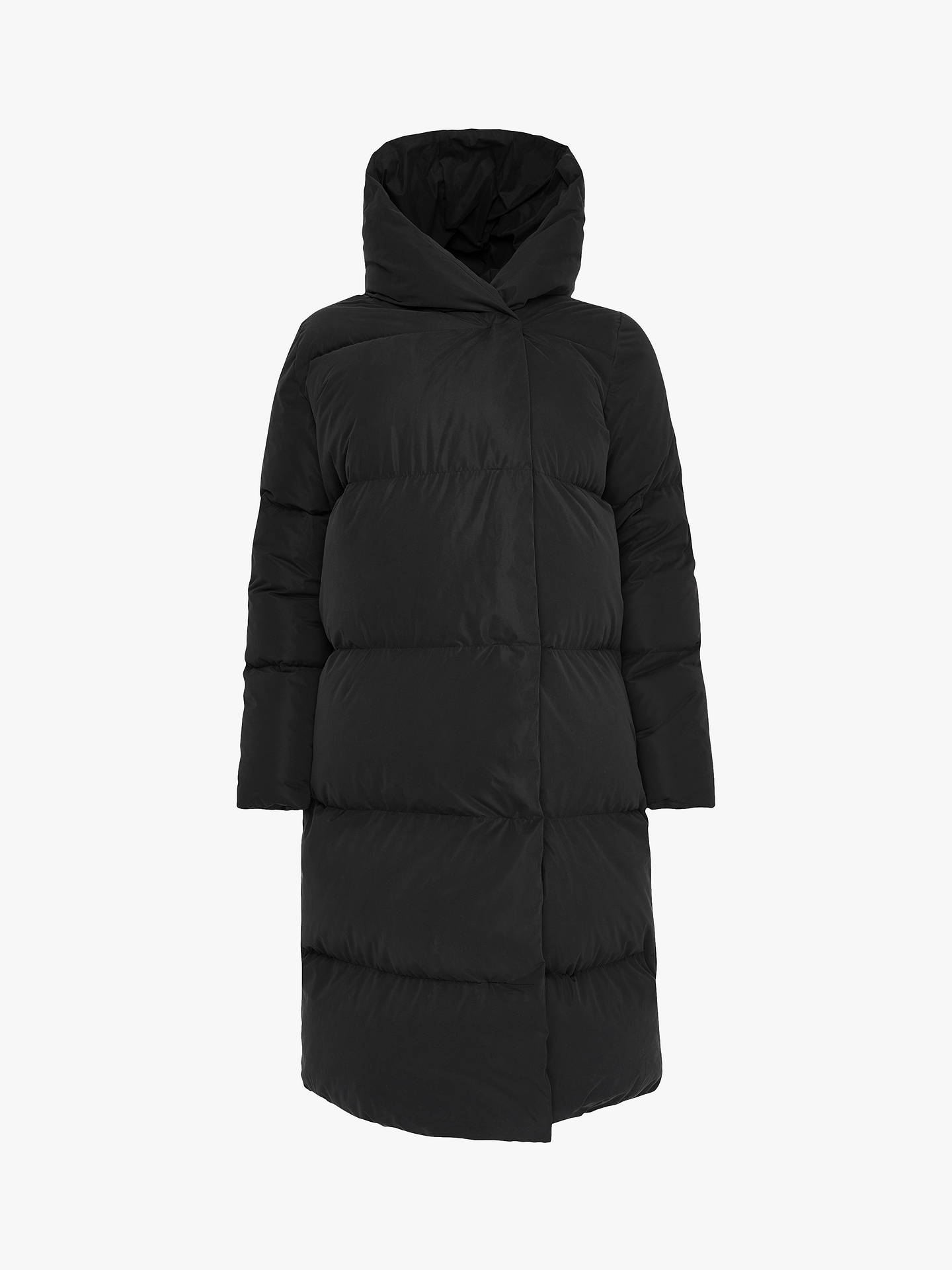 Buy Sweaty Betty Cocoon Padded Jacket, Black, XS Online at johnlewis.com