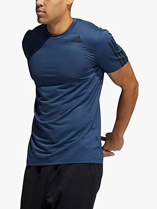 adidas Primeblue AEROREADY 3-Stripes Slim Gym Top