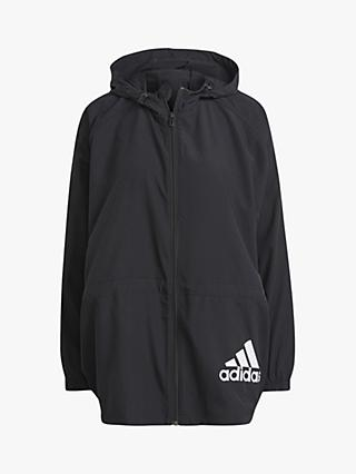 adidas Packable Lightweight Women's Hooded Jacket