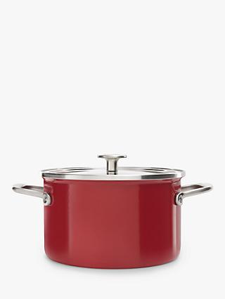 KitchenAid Steel Core Enamel Casserole