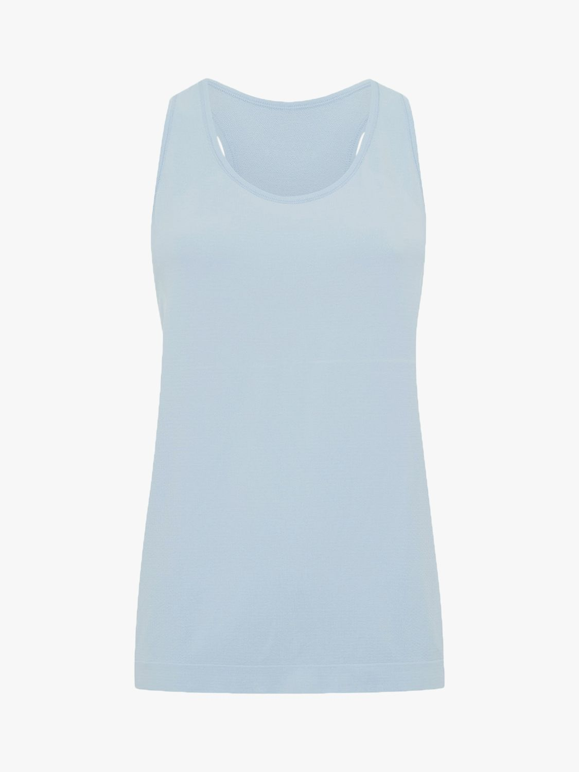 Jilla Sweat & Engage Recycled Training Vest, Sky Blue