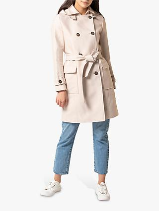 Forever New Jennie Trench Coat, Stone