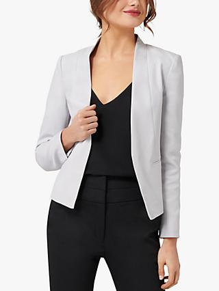Forever New Ashley Tailored Blazer, Dove Grey
